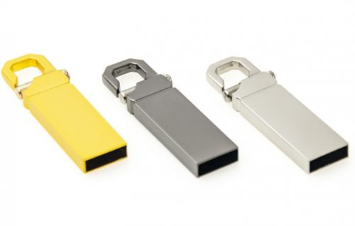 Pendrive mini z grawerem logo - 2