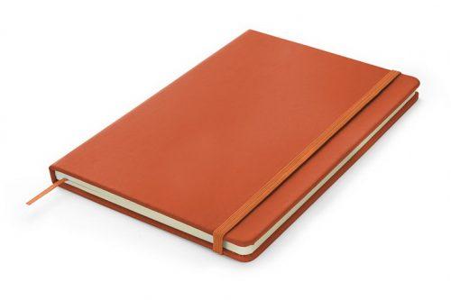 Notes A5 w kolorze pomarańczowym