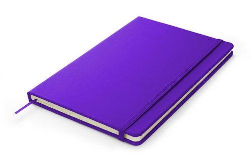 Notes A5 w kolorze fioletowym