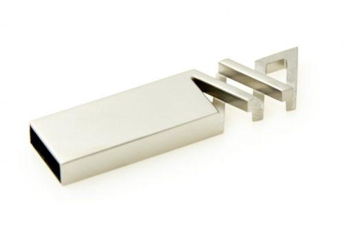 Pendrive mini z grawerem logo - 3