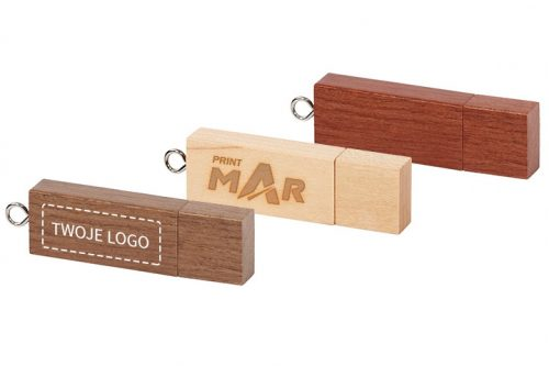 pendrive EKO - drewno