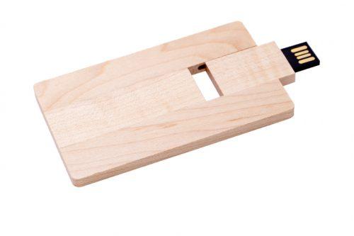 Pendrivy w kształcie karty kredytowej. Nadruk Full Color - 1