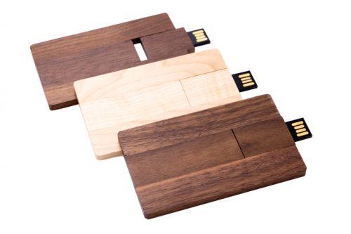 Pendrivy w kształcie karty kredytowej. Nadruk Full Color - 4