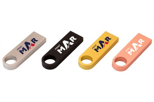 Pendrive mini z grawerem logo - 3