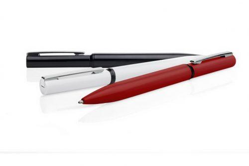 Długopis z grawerem Solid w różnych kolorach
