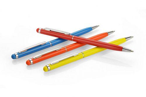 Długopis TIN w różnych kolorach z grawerem